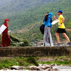Travelers are running marathons on all 7 continents