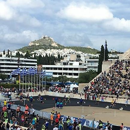Athens Authentic Marathon, 10K & 5K