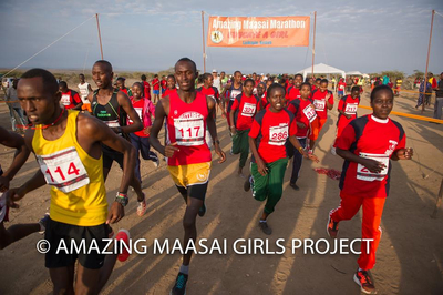Amazing Maasai Marathon: 2017 Photo Album