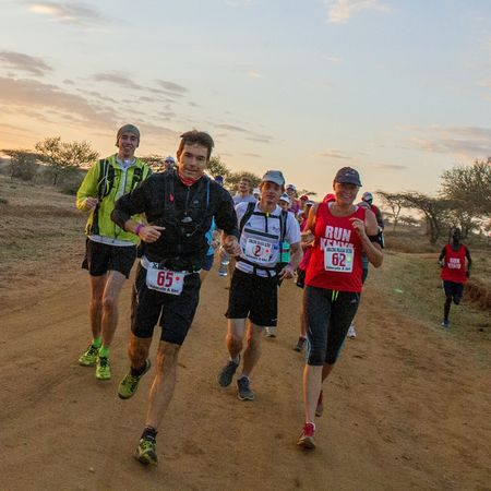 Amazing Maasai Marathon