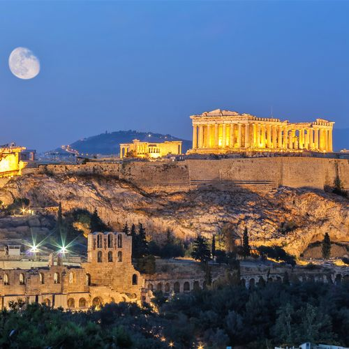 Athens Authentic Marathon, 10K & 5K