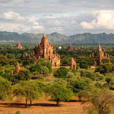 Bagan Temple Marathon, Myanmar