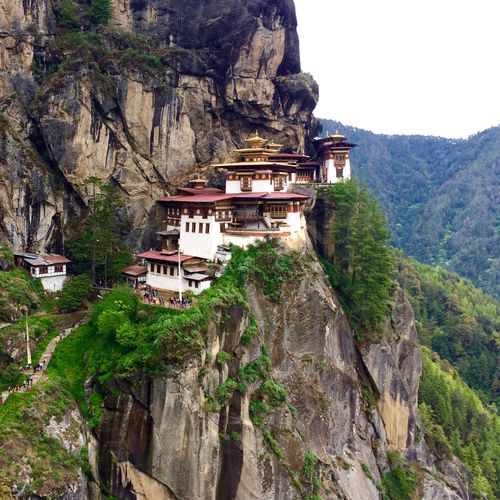 Bhutan Thunder Dragon Marathon and Half-Marathon