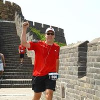 Seven continents, 16 marathons, and miles of memories for Concord man