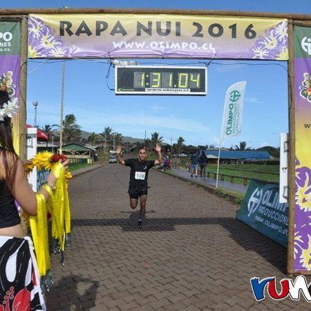 Easter Island Marathon