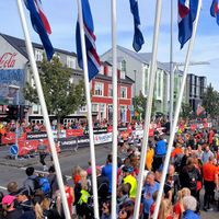 Running The World: Iceland