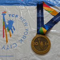 The 44th New York City Marathon