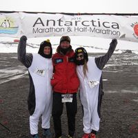 Dorval main Completes Seven-marathon, Seven-continent Challenge