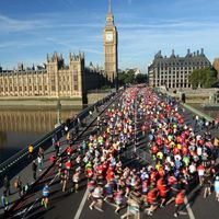 The Royal Parks Foundation Half Marathon: The most beautiful race in the world?