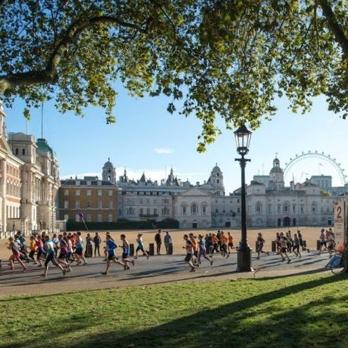 2019 London Royal Parks Foundation Half-Marathon