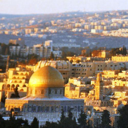 Jerusalem Marathon and Half-Marathon