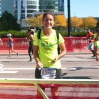 Sandwich Woman Completes Marathons In Every State