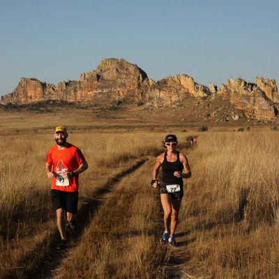 Madagascar Marathon and Half-Marathon