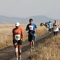 Abbotsford doctor runs marathons on seven continents