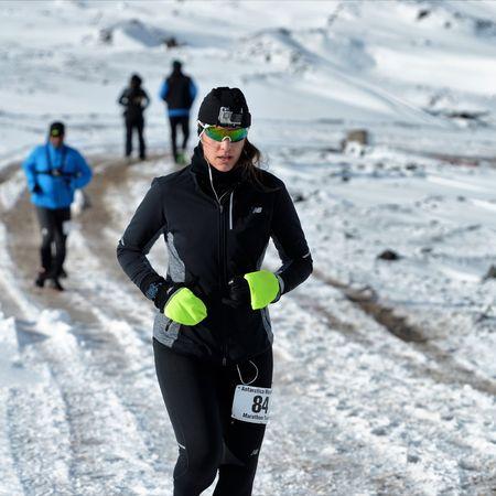 Antarctica Marathon and Half-Marathon 2022