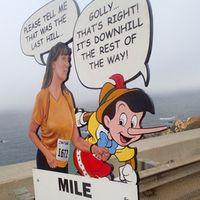 Last but not least: The 31st Big Sur International Marathon & 6th Boston 2 Big SurChallenge