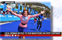 Local Woman to Run Antarctica Marathon