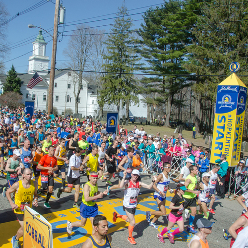 Boston Marathon VIP Hotel Package