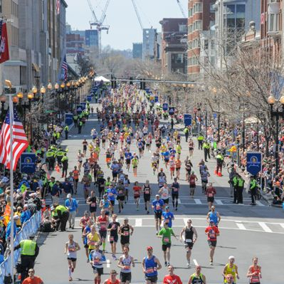 2022 Boston Marathon