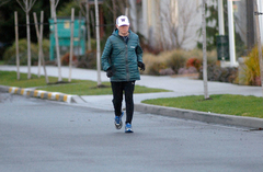 Port Angeles Man, 70, to Run in Race at Bottom of World