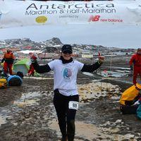 MUSC nurse, doctor cross paths with help of a frozen marathon