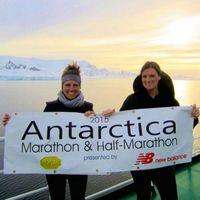 I Ran a Marathon in Antarctica!