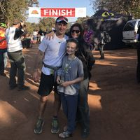 Marathoner Jim McCue conquers his Seventh Continent Marathon