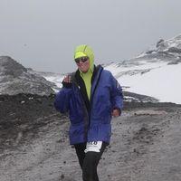 Peorian Kathy Jones runs marathon on her seventh continent