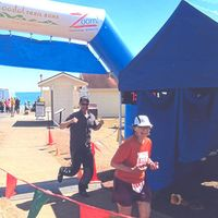 Salida runner finishes marathons on four continents