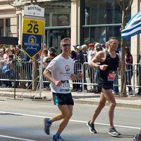 The 120th Boston Marathon