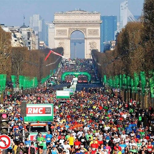 Paris Marathon 2020 (Rescheduled)