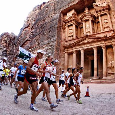 Petra Desert Marathon & Half-Marathon