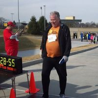 58-year-old Bob Platt has run a marathon in every state in the union — and every continent