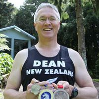 Dean Pratt: All six World Marathon Majors in a year