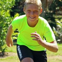Young runner Quinn Gardiner-Hall is off to Antarctica