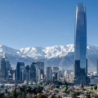 Santiago is one of the world's top 10 cities to visit in 2017