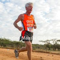 Thom Gilligan: Marathon-Travel Man (written by Roger Robinson & Kathrine Switzer)