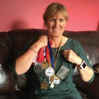 The Marathon Master: Local marathon runner collects medals from all seven continents